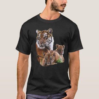 Tiger Family T-Shirt