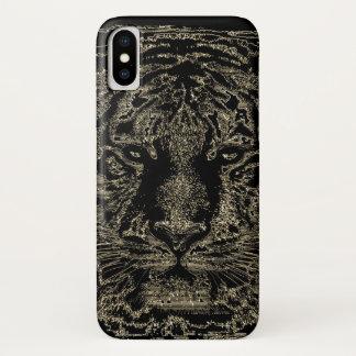 Tiger Fine Art iPhone X Case