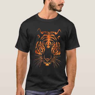 Tiger flame T-Shirt