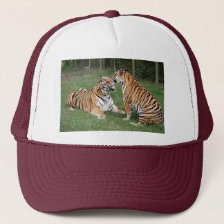 Tiger Friends-007 Cap
