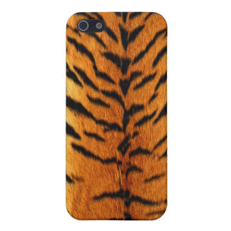"""Tiger """"Fur"""" Stylish Trendy Chic iPhone4 SpeckCase iPhone 5 Cases"""