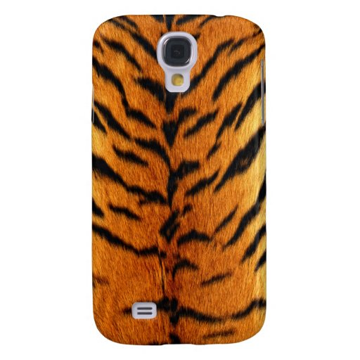 """Tiger """"Fur"""" Stylish Trendy iPhone3G/3G Speck Case Samsung Galaxy S4 Covers"""