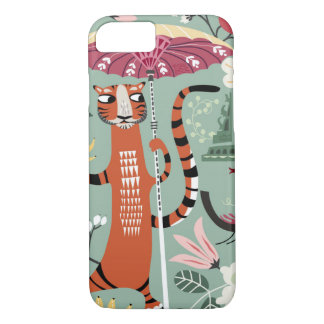 Tiger garden iPhone 8/7 case