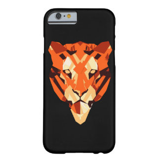 Tiger Geometric Design iPhone Cover