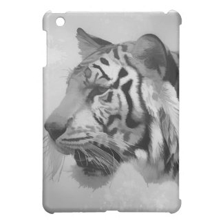 Tiger - Ghostly 2 iPad Mini Cases