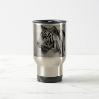 Tiger - Ghostly 2 Travel Mug