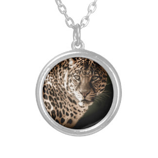 Tiger Gifts Silver Plated Necklace