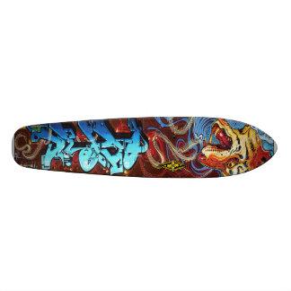 Tiger Graffiti Sk8 Deck Skate Board Decks