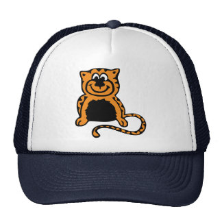 Tiger Mesh Hat