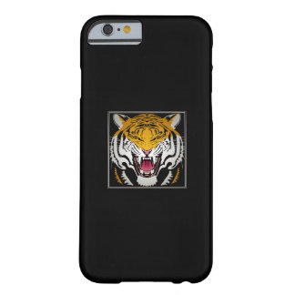 Tiger Head Barely There iPhone 6 Case