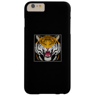 Tiger Head Barely There iPhone 6 Plus Case