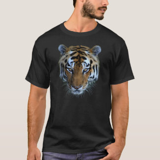 Tiger Head Cooling T-Shirt