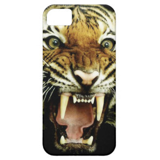 Tiger Head iPhone 5 Case