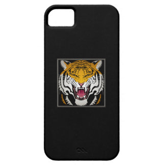 Tiger Head iPhone 5 Cover