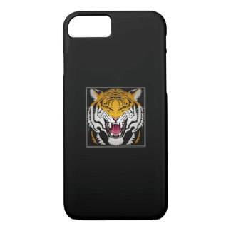 Tiger Head iPhone 8/7 Case