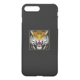 Tiger Head iPhone 8 Plus/7 Plus Case