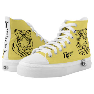 Tiger High Tops
