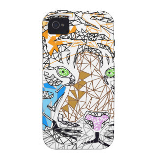 Tiger iPhone 4/4S Cover