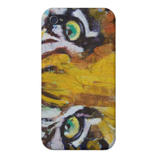 Tiger iPhone 4 Case