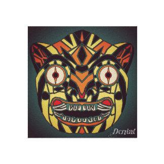 Tiger-Jaguar Canvas Prints
