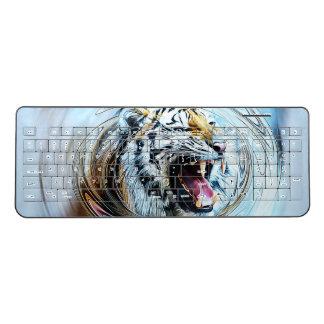 Tiger Keys Wireless Keyboard