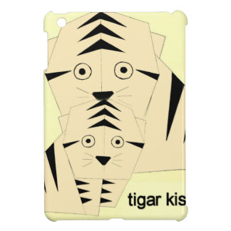 tiger kisses cover for the iPad mini
