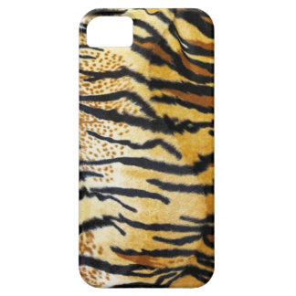 tiger leather wild animals for wild woman barely there iPhone 5 case