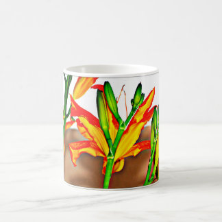 Tiger Lily Coffee Cup