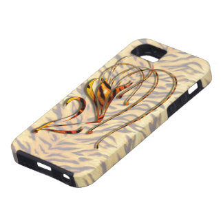 Tiger Lily iPhone 5 Case