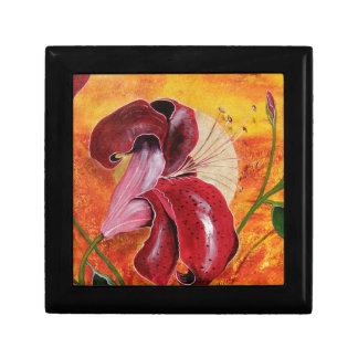 Tiger Lily Moon Gift Box