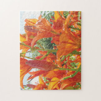 Tiger Lily Puzzle