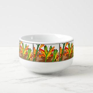Tiger Lily Soup Mug