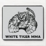 tiger mma mouse pad