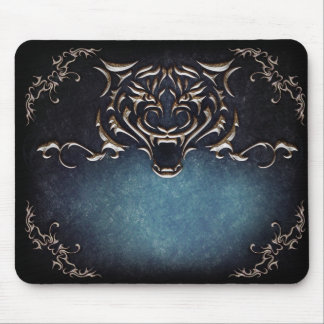 Tiger Mousepad / Put your words