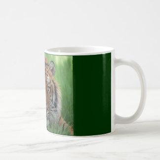 Tiger Coffee Mugs