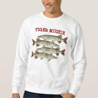 Tiger Muskie Sweatshirt