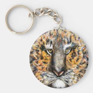 Tiger Named Tig Key Ring