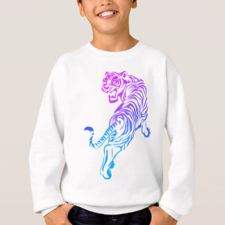 Tiger Neon Sweatshirt