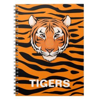 Tiger Notebook - for that Tiger fan in your life.