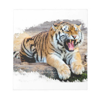 Tiger Notepad