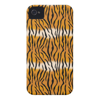Tiger Pattern iPhone 4 Case-Mate Case
