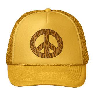 Tiger Peace Cap