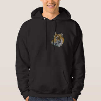 Tiger Picture Hoodie