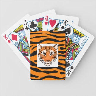 Tiger Playing Cards - Go wild tigers!