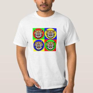 Tiger Popart Tee Shirt