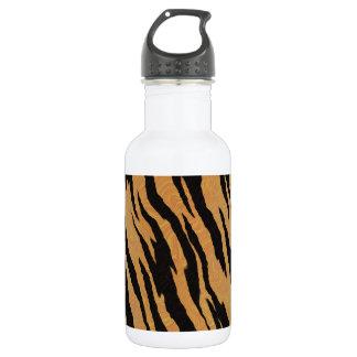 Tiger Print 532 Ml Water Bottle
