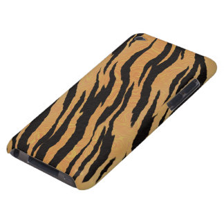 Tiger Print Barely There iPod Cases