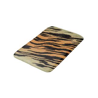 Tiger Print Bath Mat
