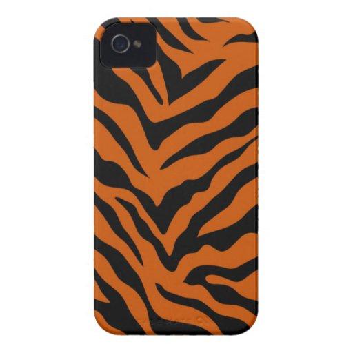 Tiger Print Blackberry Bold Case