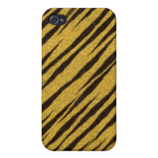 Tiger Print Case Case For iPhone 4